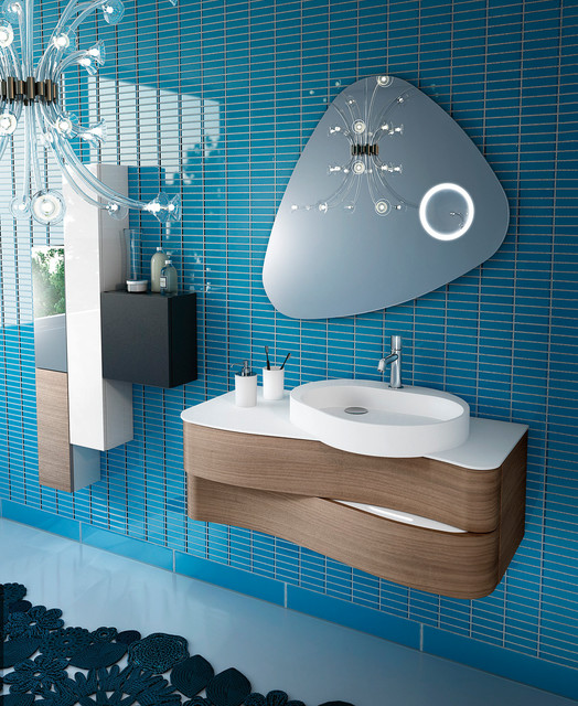 Contemporary Kitchen and Bath designs contemporary-bathroom-vanities-and-sink-consoles