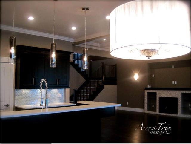 New Developments- AccenTrix Design modern-kitchen