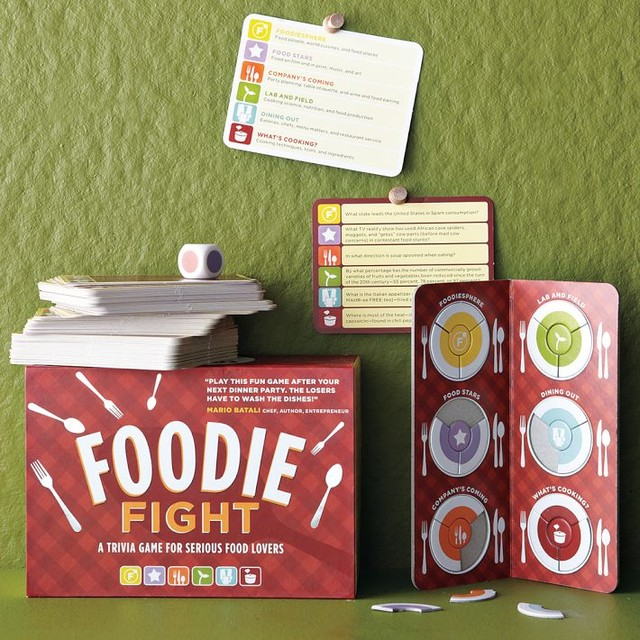 Foodie Fight modern accessories and decor