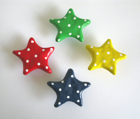 ... Star Knob by Knobs - Eclectic - Cabinet And Drawer Knobs - by Etsy