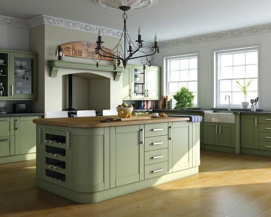Paintable Kitchen -