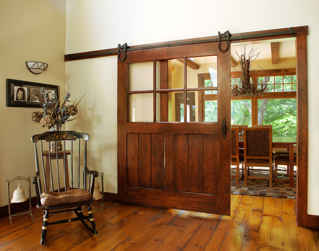 Interior Sliding Barn Door - Windows And Doors - cleveland - by Keim Lumber Company