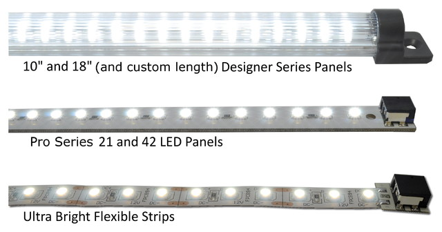 Inspired LED Under Cabinet Lighting - Undercabinet ...