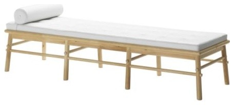 Ikea Ps August Bench Scandinavian Upholstered Benches By Ikea