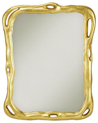 Tony Duquette Biomorphic Mirror eclectic-mirrors