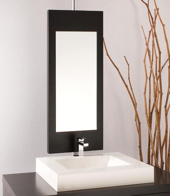 z mirror modern bathroom mirrors montreal by wetstyle