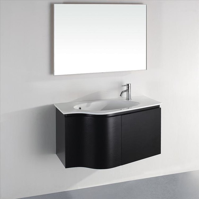 "Wyndham Aldo 36"" Vanity Espresso traditional-bathroom-vanities-and-sink-consoles"