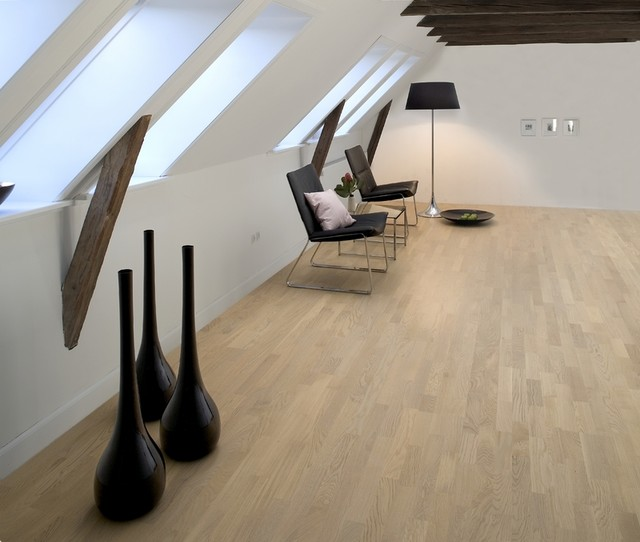 Oak Engineered Floor modern wood flooring