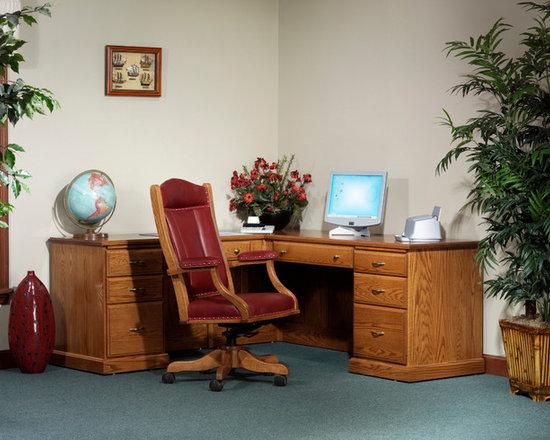 Highland L-Desk -