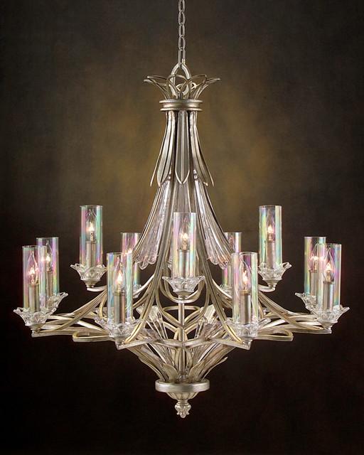 john richard 12 light chandelier ajc 8646 contemporary. Black Bedroom Furniture Sets. Home Design Ideas