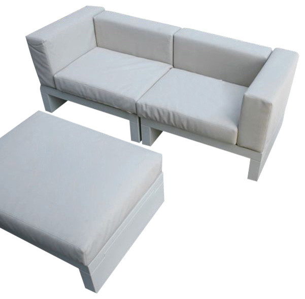 Divano Hour Sectional Sofa by Designer Claudio Bellini contemporary-outdoor-sofas