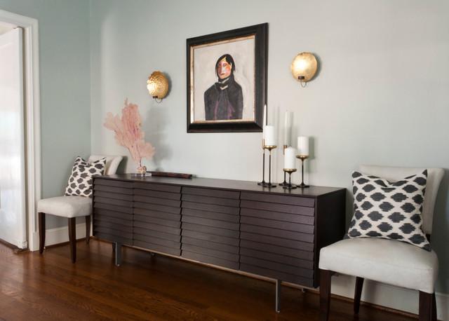 My Houzz: Jessica Hasten contemporary-dining-room