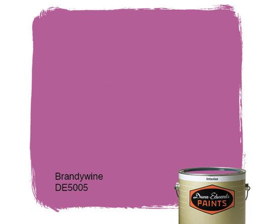 Dunn-Edwards Paints Brandywine DE5005 -