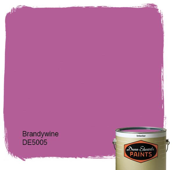Dunn-Edwards Paints Brandywine DE5005 paints-stains-and-glazes