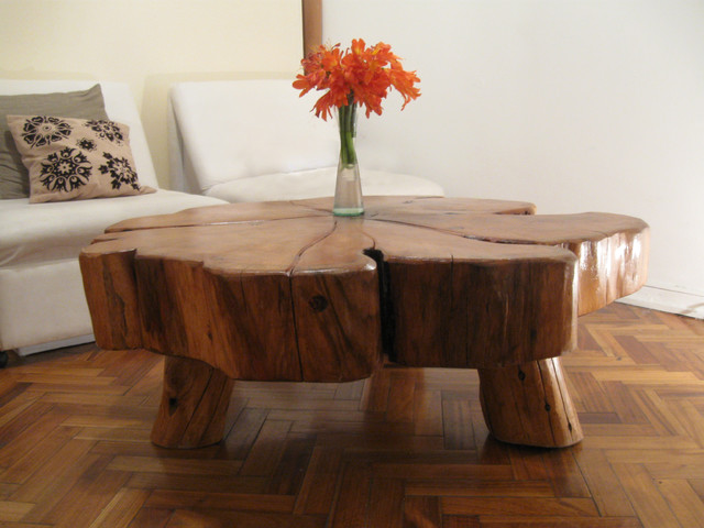 Salvaged Wood Coffe Tables modern-furniture