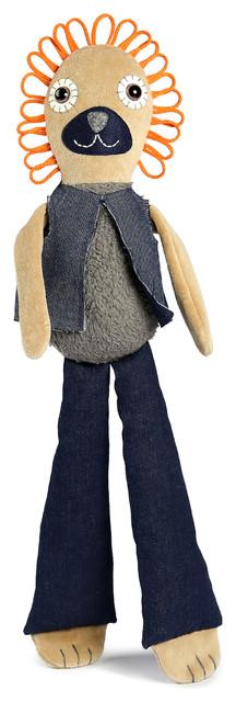 Lex Lion Stuffed Toy contemporary-kids-toys