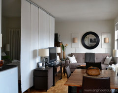 450 ft2 NYC Studio Rental Apartment eclectic