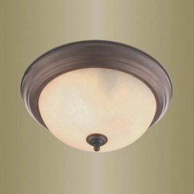 Livex Manchester 732 Flush Mount - Imperial Bronze modern-bathroom-lighting-and-vanity-lighting