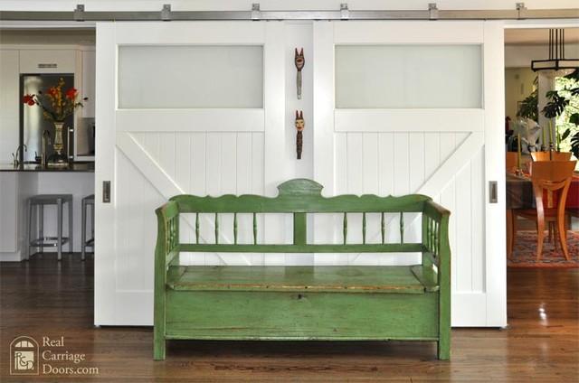 Sliding Barn Doors Traditional Interior Doors By