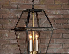 Richmond Outdoor Hanging Lantern traditional pendant lighting
