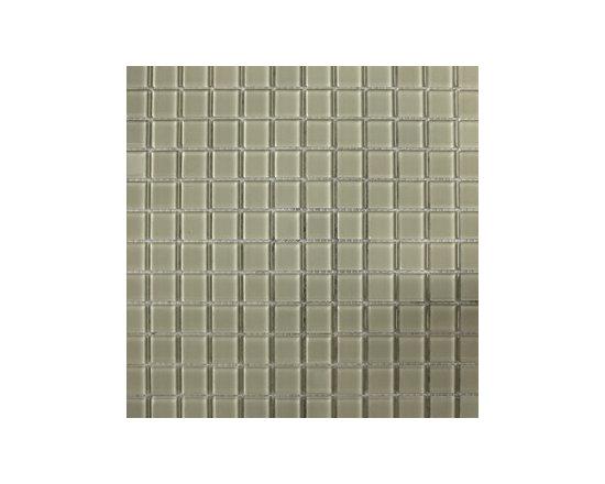 Mint Green Glass Mosaic -