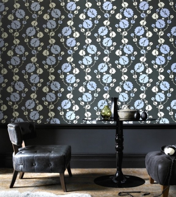 Graham and Brown Amy Butler Wallpaper - Georgia modern-wallpaper