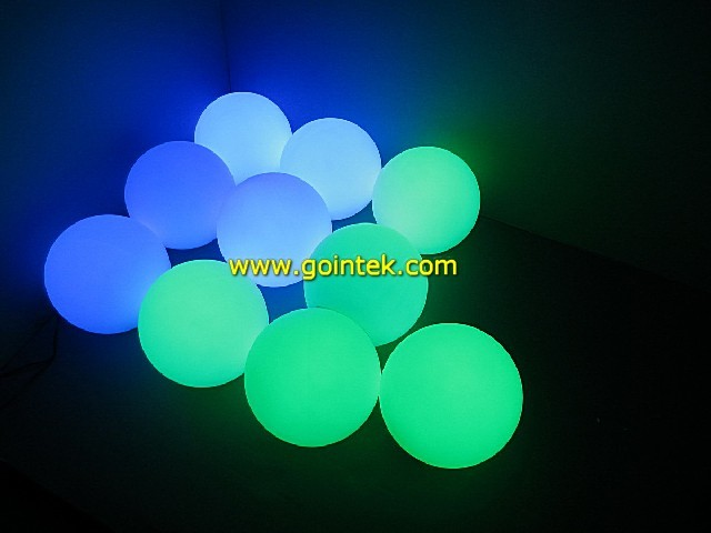 led ball floating globe for pool modern led bulbs. Black Bedroom Furniture Sets. Home Design Ideas