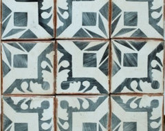 Terra Cotta Tile from Mission Stone and Tile mediterranean kitchen tile