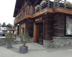 Swiss chalet exteriors traditional