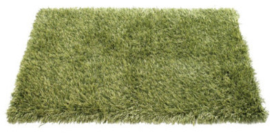 Stylish Shag Outdoor Rug eclectic-outdoor-cushions-and-pillows