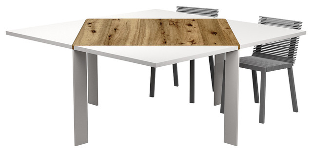 Loto table contemporaneo tavoli pieghevoli other for Tavoli contemporaneo design