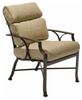 Winston Exeter Cushion High Back Dining Chair modern-patio-furniture-and-outdoor-furniture
