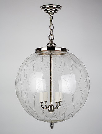 Sorenson 18 Lantern contemporary ceiling lighting