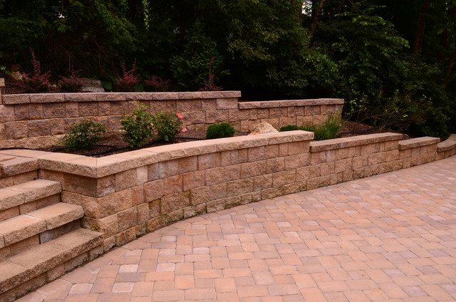 Phoenixville Residence 2 traditional-landscaping-stones-and-pavers
