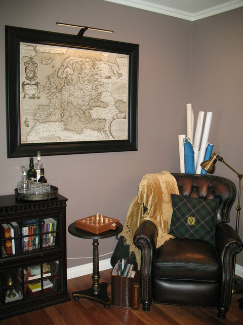 Summerside Estate Home traditional-home-office
