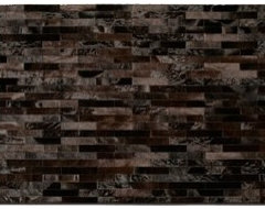 Pure Rugs | Linea Cowhide Rug eclectic-rugs