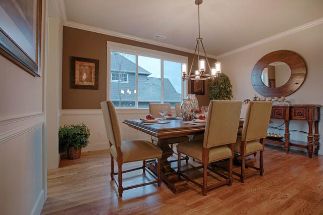 Turnberry Homesite 136 dining-room