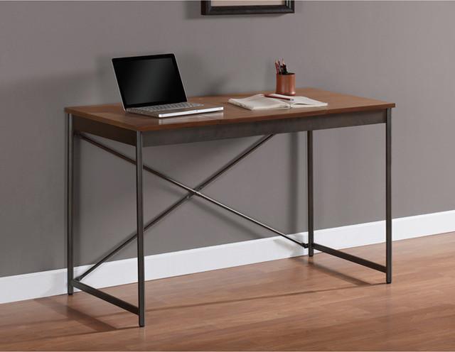Elements Cross Design Desk contemporary-desks-and-hutches