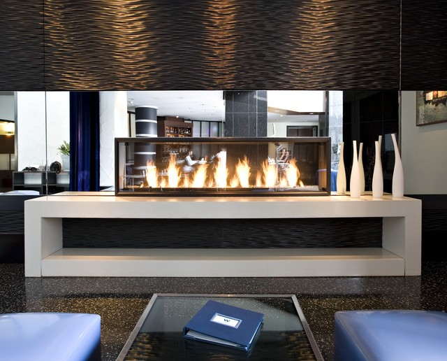 Modern Fireplaces modern-fireplaces