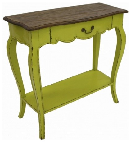 Colour blast traditional-console-tables