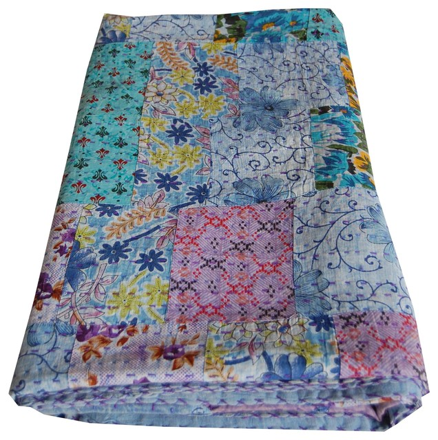Indian Bedding asian-quilts