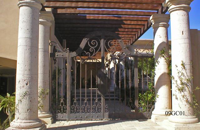 Entry Gate Photos