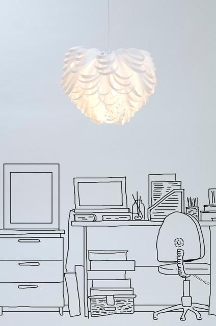 UP or DOWN lamp modern-pendant-lighting