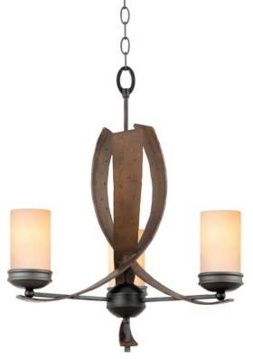 Aizen Chandelier by Varaluz chandeliers