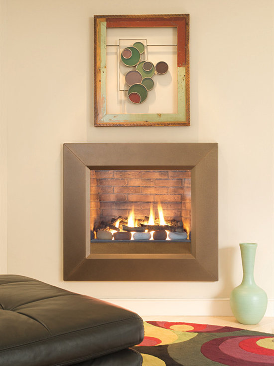 Jotul Products - Atra Fireplace, Model Balsam.