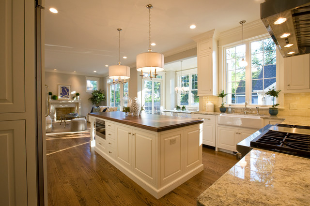 Elegant spec home traditional kitchen other metro for Elegant traditional kitchens