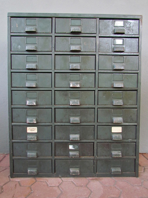 Manhattanville Drawers - Traditional - Filing Cabinets ...
