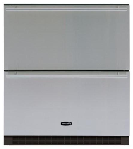 "30"" Refrigerator Drawers, Stainless Steel modern-refrigerators"