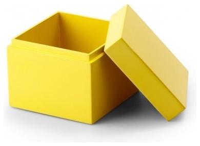 Storage Yellow Storage Boxes