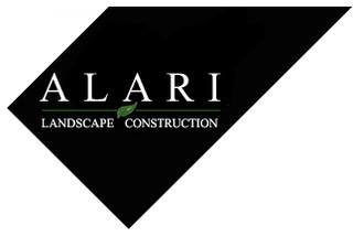 Alari Landscape Construction Logo